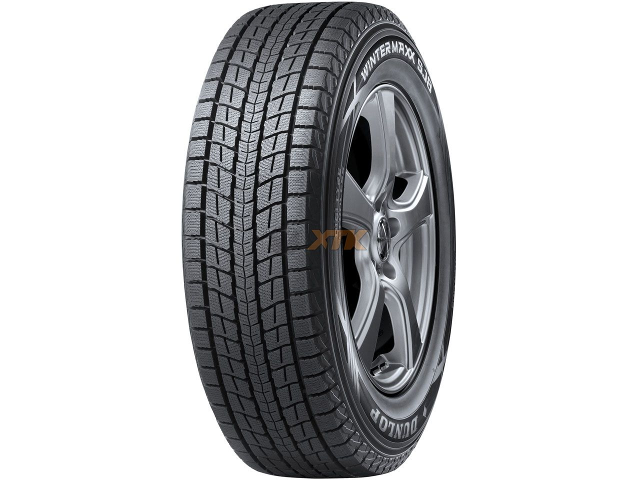 Автошина 235/55R17 99R Dunlop Winter MAXX SJ8