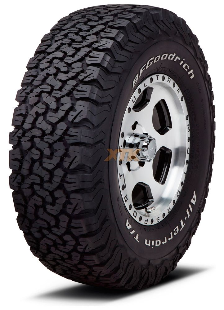 Автошина 275/65R17 121/118S BF Goodrich ALL TERRAIN  KO2 (RWL)