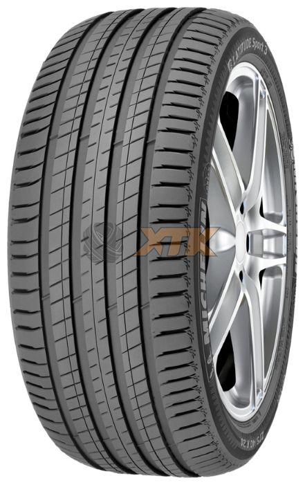 Автошина 235/65R18 110Н MICHELIN LATITUDE SPORT 3