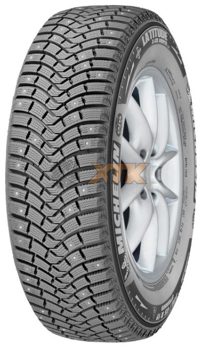 Автошина 285/60R18 116T MICHELIN LATITUDE X-ICE NORTH 2+