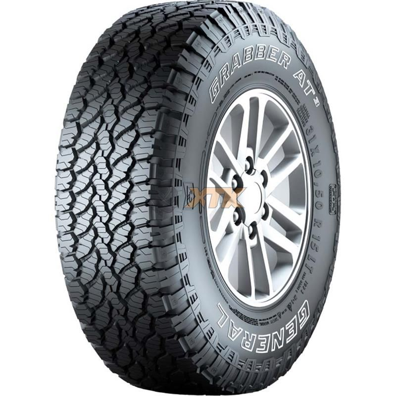 Автошина 285/60R18 116H General Tire Grabber AT3
