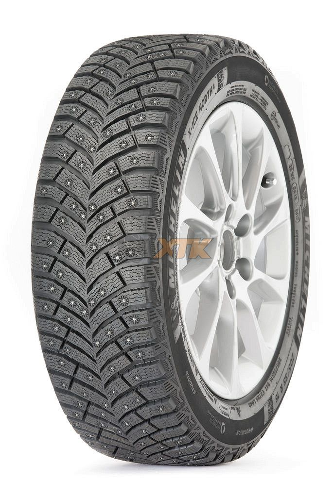 Автошина 195/65R15 95T Michelin  X-ICE NORTH 4  шип.